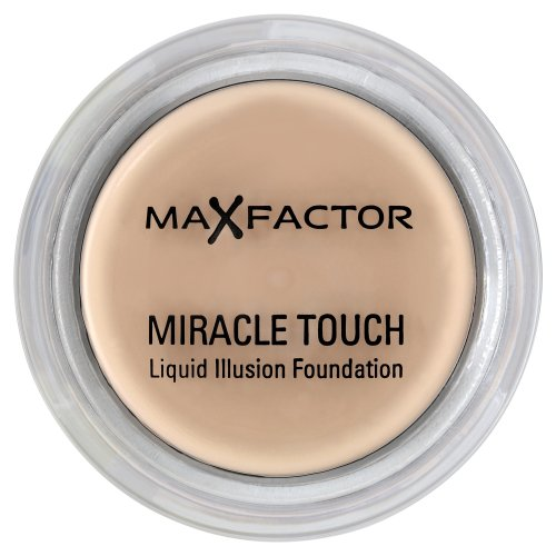 Max Factor Miracle tactile Liquid Illusion Foundation, No.55 Blushing Beige, 0,38 once