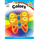 Colors, Grades PK - K: Gold Star Edition (Home Workbooks)