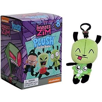 Amazon.com: Invader Zim Original Minis Gir with Monkey 3 ...
