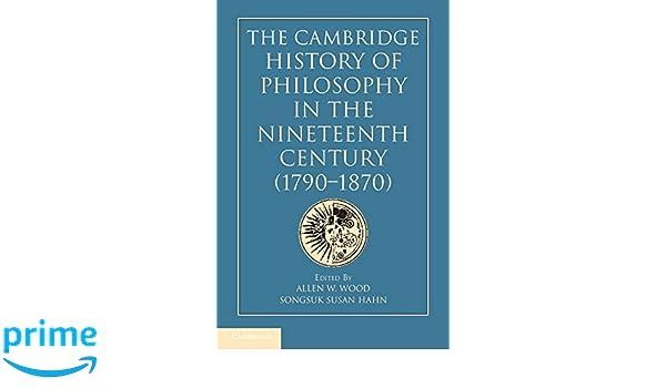 CAMBRIDGE HISTORY OF PHILOSOPHY PDF DOWNLOAD