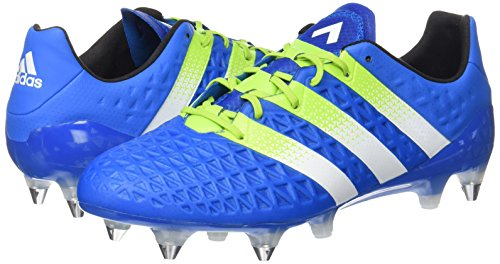 azuimp Ftwbla Ace Adidas Hommes De 16 1 Chaussures Azul Sg Football Seliso Blanco Verde qOawxCP