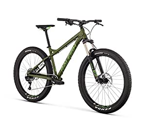 "Raleigh Bikes Tokul 3 Mountain Bike, 21""/X-Large"