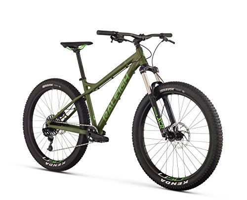 Raleigh Bikes Tokul 3 Mountain Bike, 17'/Medium