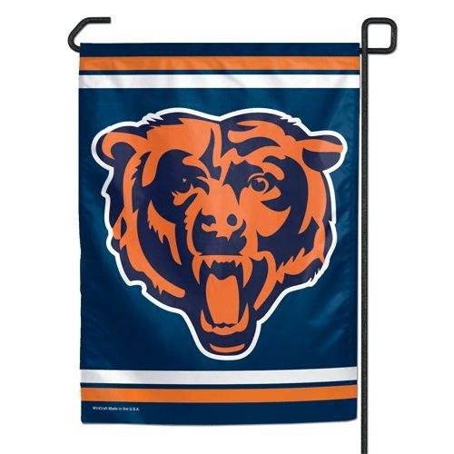 NFL Chicago Bears WCR08363013 Garden Flag, 11
