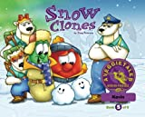 img - for Snow Clones - VeggieTales Mission Possible Adventure Series #5: Personalized for Kevin (Boy) c0614 book / textbook / text book
