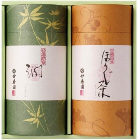 妙香園 お茶ギフト No.012 2種入