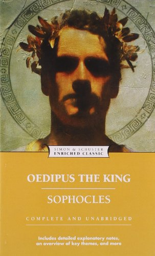 Book cover for Oedipus the King