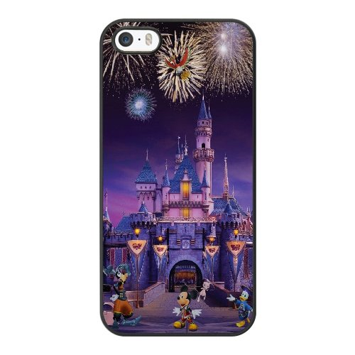 Coque,Coque iphone 5 5S SE Case Coque, Ryan Gosling Disneyland Cats Cover For Coque iphone 5 5S SE Cell Phone Case Cover Noir