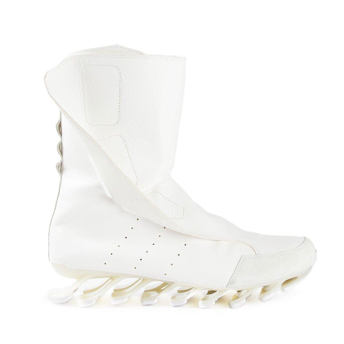 49e5b34aaf014 Amazon.com   adidas x Rick Owens Men Springblade High Boots (White ...