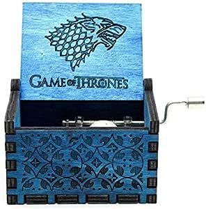 Game Of Thrones Stark Classic Mini Blue Music Box