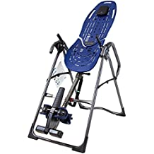 Teeter EP-960 LTD Inversion Table, 3rd-Party Safety Certified, Precision Engineering, with Extended Ankle Lock Handle and Better Back Accessories