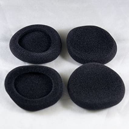 b61ec786117 Amazon.com: 70mm Headphone Replacement Foam Earpads, Bag of 4: Home ...