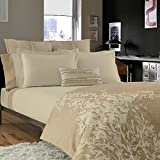 Kenneth Cole Radiant King Duvet Cover, Gold