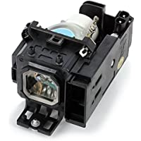 NP-05LP NP-05LP Replacement Lamp with Housing for NP-905 NP905 for NEC Projectors