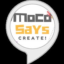 Moco Says Create