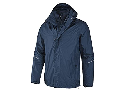 wholesale dealer 9d302 788ac Crivit - Giacca impermeabile - Uomo: Amazon.it: Abbigliamento