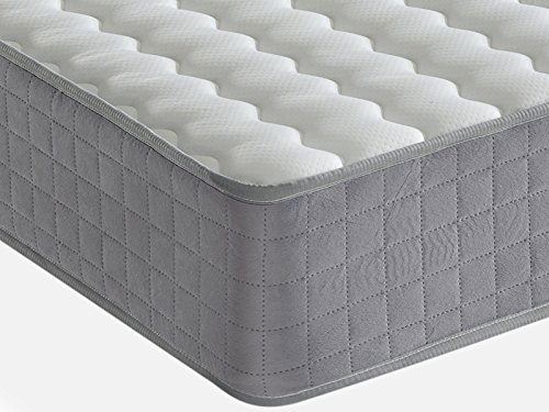DormiPremium COLCHÓN VISCOELASTICO Hampton SPA 80X180 Altura 24 cm, (3cm visco): Amazon.es: Hogar