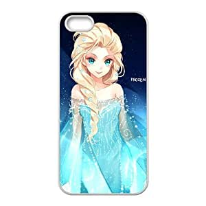RMGT Frozen Princess Elsa Cell Phone Case for Iphone ipod touch4