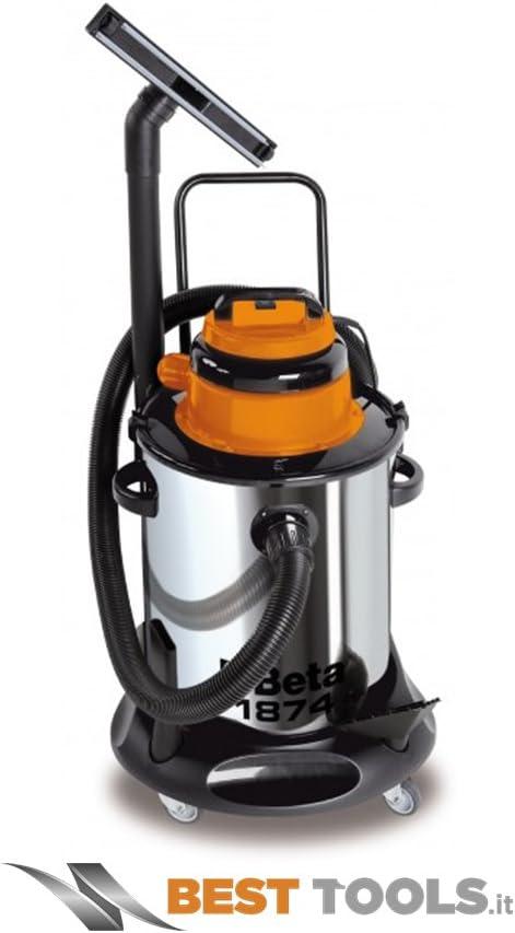 Beta 018740050-1874 50-Aspirador 50L Sólidos Y Líquidos: Amazon.es ...