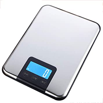 HUIFANG Báscula De Cocina De Precisión Electrónica Que Pesa 15 Kg Bicarbonato 10 Kg Hogar Comida