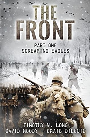 book cover of Screaming Eagles