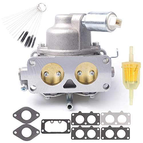 Briggs Stratton Carb - Dosens 791230 Carburetor Carb Replacement for Briggs & Stratton V-Twin 4 Cycle 20HP 21HP 23HP 24HP 25HP Vertical Engines Replace # 799230 699709 John Deere L111 L118 L120 LA120 LA130 LA135 LA140