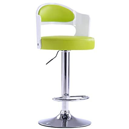 Furniture Bar Chair Lift Chair Modern Minimalist Back Bar Chair Home Bar Stool Rotating Front Desk High Foot Cashier Stool Bar Furniture