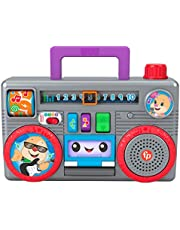 Fisher-Price GWN49 Laugh & Learn Busy Boombox Musical Activity Toy