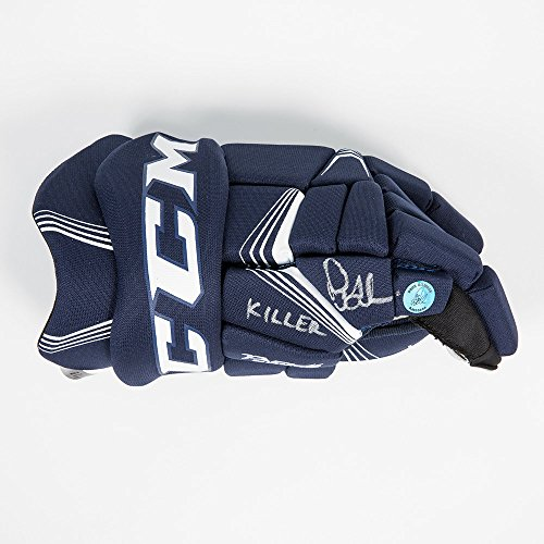 Doug Gilmour Killer Autographed CCM Tacks Hockey Glove - Toronto Maple Leafs