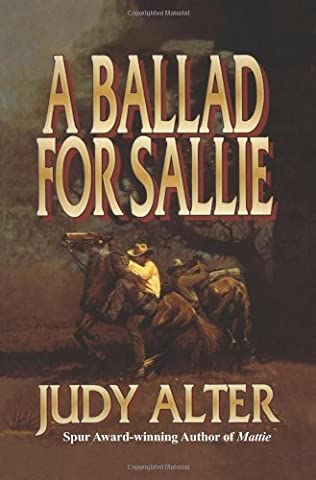 book cover of A Ballad for Sallie