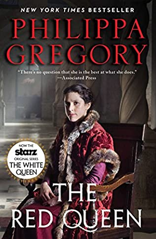 book cover of The Red Queen