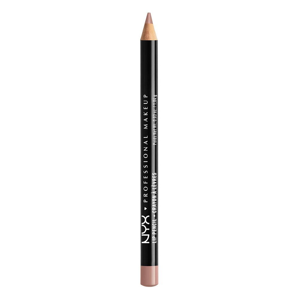 NYX PROFESSIONAL MAKEUP Slim Lip Pencil, Coffee