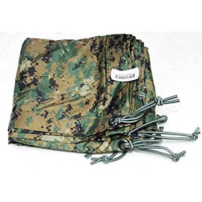 Field Tarp Reversible Marpat & Coyote Brown: Sports & Outdoors