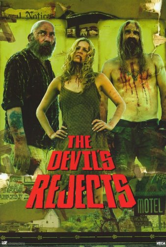 Pop Culture Graphics The Devil's Rejects 27x40 Movie Poster