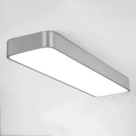 ANDEa LED succión superior lámparas de oficina techo ...