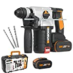 Worx-WX380-Martello-4F-Brushless-22J-20V-2-Bat-4Ah