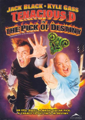 Tenacious D in the Pick of Destiny / Tenacious D et le pic du destin (Bilingual) Jack Black Kyle Gass Liam Lynch Alliance Atlantis