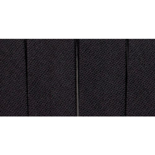Black Bias Tape (Wrights 117-200-031 Single Fold Bias Tape, Black, 4-Yard)