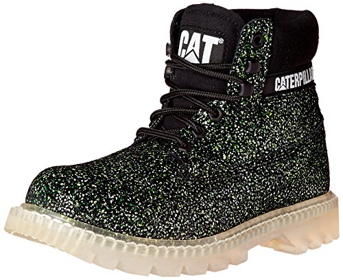 Black CAT Women's Caterpillar Footwear Colorado Boot Lime Work xwqYw
