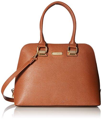 Image of Aldo Chesa Top Handle Handbag,  Cognac