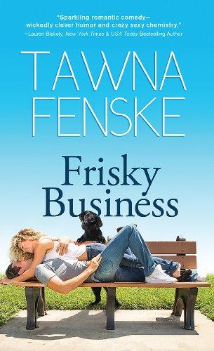 book cover of Frisky Business