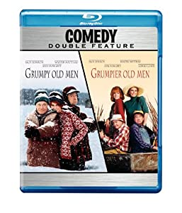 Grumpy Old Men Grumpier Old Men Double Feature Blu-ray from Warner Home Video