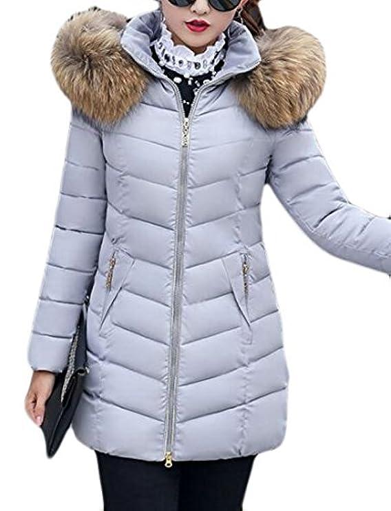 Wenko Caldo Jacket Imbottito Jwk Con Womens Joe Piumino Hooded Winter Warm Sw6FBqqdfx