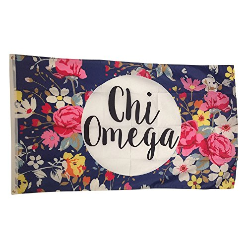 5 Best chi omega flag to Buy (Review) 2017 – Best Gift Tips