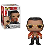 Funko Pop Wwe-the Rock Old School (Styles May Vary) Collectible Toy