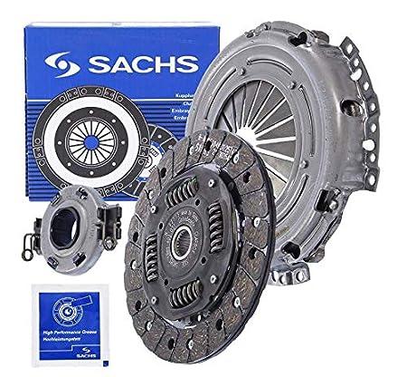 3000158001 Kit Embrague 3 piezas Original SACHS 3000 158 001: Amazon.es: Coche y moto