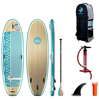 Boardworks Yoga Inflatable Stand-Up Paddle Board