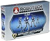 Zentraedi Artillery Battlepods Board Game