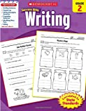 (进口原版)  Scholastic Success With Writing, Grade 2