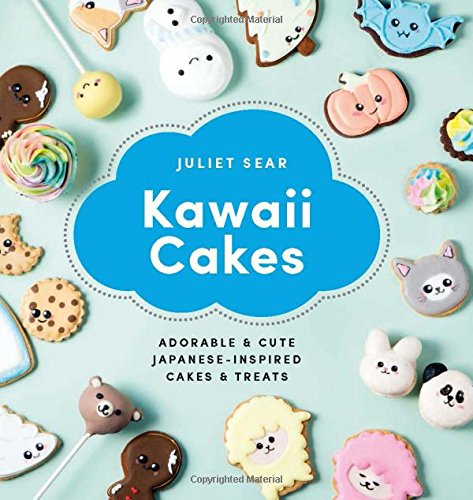 Kawaii Cakes: Adorable and Cute Japanese-Inspired Cakes and (Easy Halloween Desserts And Treats)